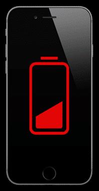 iPhone repair for a dead battery at Hotshot Repair in Columbia MO