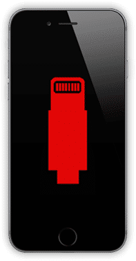 iPhone repair for a broken charger port at Hotshot Repair in Columbia MO