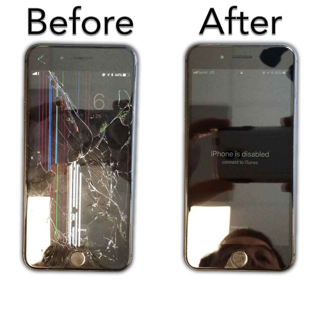 Hotshot iphone repair columbia mo